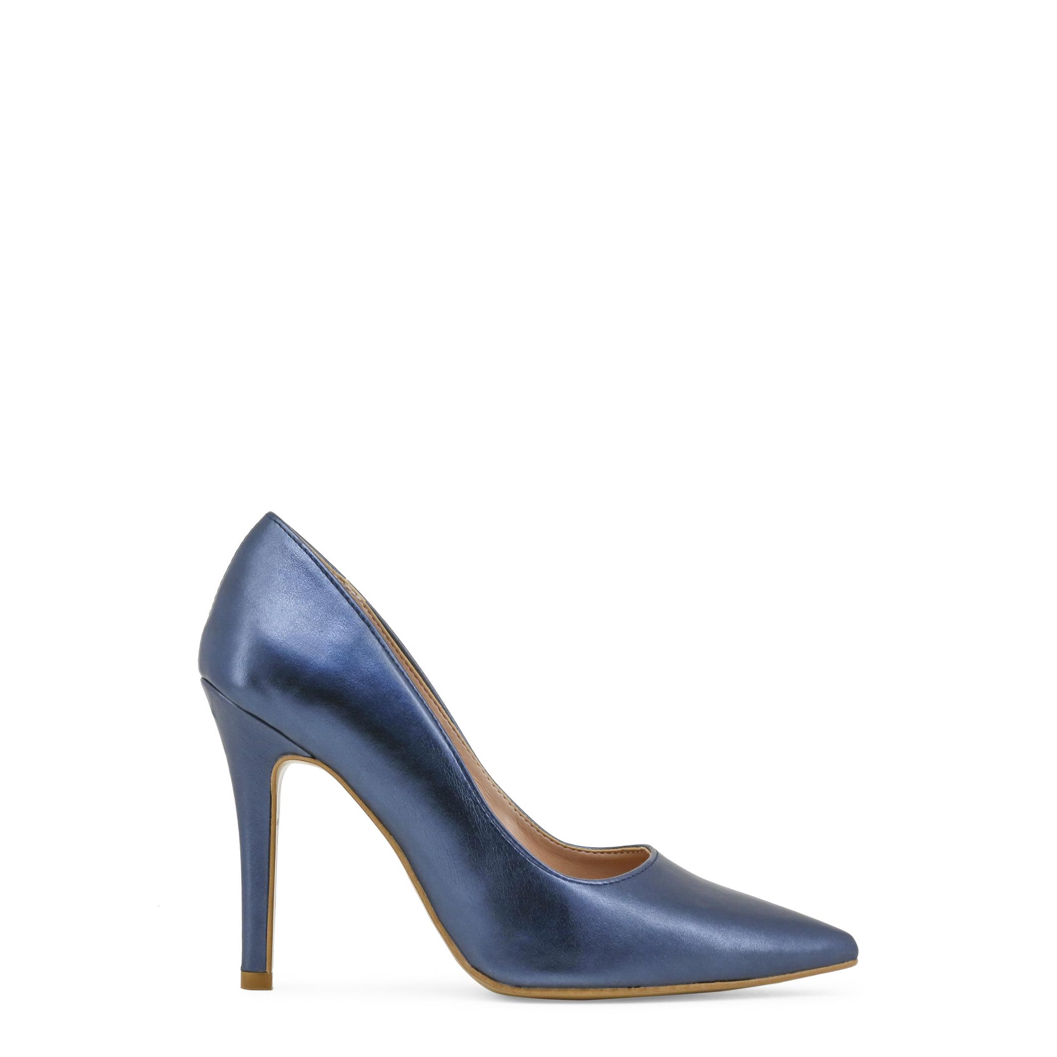 damen high heels paris hilton blau 38